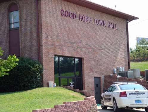 Cullman County Sheriff Department Good Hope Satellite Office