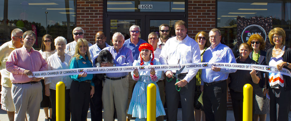 Ribbon Cutting at Wilco Hess